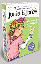 Junie B. Jones's Second Boxed Set Ever!…