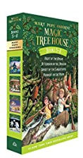 Magic Tree House Books 5-8: Night of the…