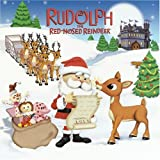 Golden Books: Rudolph the Red-Nosed Reindeer: A Colorful Holiday