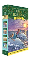 Magic Tree House Books 9-12: Dolphins at…