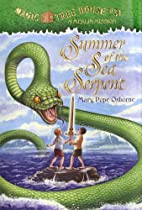Magic Tree House #31: Summer of the Sea…