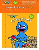 Abigail Tabby: Sesame Beginnings to Go: At the Store (Sesame Beginnings foam book)