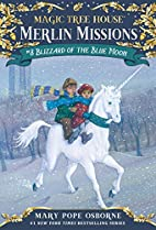 Magic Tree House #36: Blizzard of the Blue…