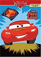 The Fast Lane (Deluxe Coloring Book)(Cars…