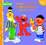 McMahon, Kara: Squeaky Clean (All About Hygiene) (Sesame Street) (Happy Healthy Monsters)