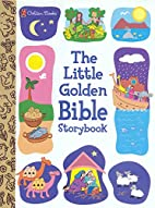 The Little Golden Bible Storybook (Padded…