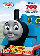 Thomas' Sticker Express (Super Stickerific)…