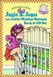 Park, Barbara: Junie B. Jones and a Little Monkey Business (Book & CD)