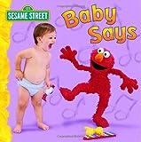 Kleinberg, Naomi: Baby Says (Sesame Street)
