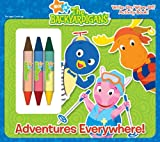 Golden Books Publishing Company: Adventures Everywhere! (Write-On/Wipe-Off Activity Book)