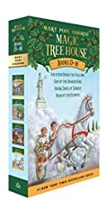 Magic Tree House Books 13-16: Vacation Under…