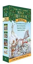 Magic Tree House Books 13-16: Vacation Under…