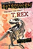 Zoehfeld, Kathleen Weidner: Finding the First T. Rex (A Stepping Stone Book(TM))