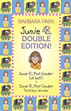 Junie B. Double Edition by Barbara Park