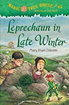 Leprechaun in Late Winter by Mary Pope…