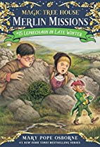 Magic Tree House (43) Leprechaun in Late…