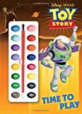 RH Disney: Time to Play (Disney/Pixar Toy Story 3) (Deluxe Paint Box Book)