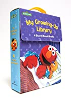 My Growing-Up Library: Sesame Street Board…