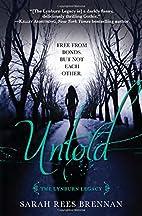 Untold (The Lynburn Legacy Book 2) by Sarah…
