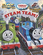 Steam Team! (Thomas & Friends) (Reusable…