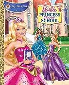Princess Charm School (Barbie) (a Big Golden…