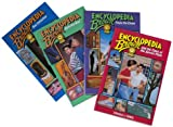 Sobol, Donald J.: Encyclopedia Brown: Boy Detective (Books 1-4)