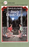 Snyder, Zilpha Keatley: Janie's Private Eyes