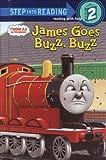 Awdry, Rev. W.: James Goes Buzz Buzz (Step into Reading)