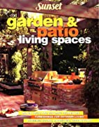 Garden & Patio Living Spaces by Sunset