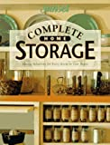 Sunset Books: Complete Home Storage