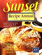 Recipe Annual: 1999 by bookssunset