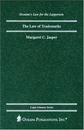 the-law-of-trademarks-oceanas-legal-almanac-series-law-for-the-layperson-issn-1075-7376