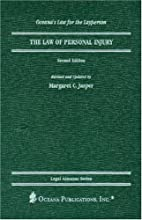 The law of personal injury by Margaret C.…