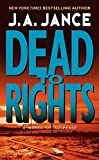 Jance, J.A.: Dead to Rights