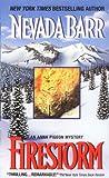 Barr, Nevada: Firestorm (Anna Pigeon Mysteries)