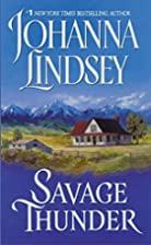 Savage Thunder by Johanna Lindsey