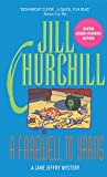 Churchill, Jill: A Farewell to Yarns