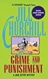 Jill Churchill: Grime and Punishment (A Jane Jeffry Mystery)