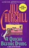 Churchill, Jill: A Quiche Before Dying