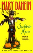 September Mourn by Mary Daheim