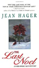 The Last Noel by Jean Hager