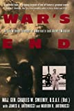 Antonucci, James A.: War's End: An Eyewitness Account of America's Last Atomic Mission