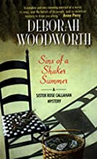 Sins of a Shaker Summer by Deborah Woodworth