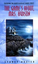 The Game's Afoot, Mrs Hudson by Sydney…