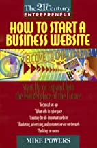 How to Start a Business Website: Start Up or…