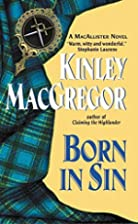 Born in Sin: A MacAllisters Novel by Kinley…