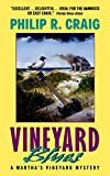 Craig, Philip R.: Vineyard Blues: A Martha's Vineyard Mystery