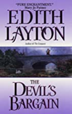 The Devil's Bargain by Edith Layton