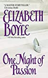 Boyle, Elizabeth: One Night of Passion