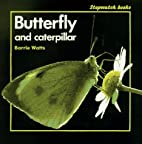 Butterfly and Caterpillar by Barrie Watts